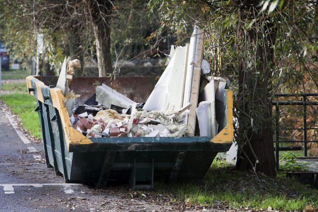 Demolition Waste Dumpster Services-Colorado Dumpster Services of Greeley