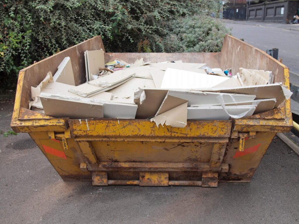 Residential Demolition Dumpster Services-Colorado Dumpster Services of Greeley